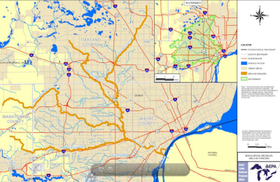 About Rouge River AOC | Great Lakes Areas of Concern | US EPA