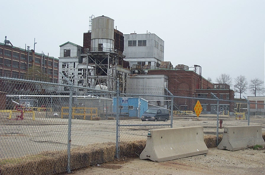 Ge Plant Area Of The Ge Pittsfield Housatonic River Site Epa
