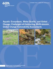 Cover of the Climate Change Vunerability Assessment Final Report
