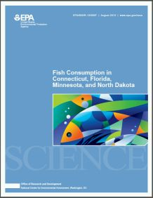 Cover of the EPA Fish Consumption Final Report