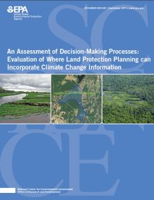 Cover of the Land Protection Final Report