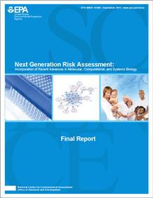 Cover of the Next Generation of Risk Assessment Final report