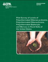 Cover of the Pilot Survey Soil Report