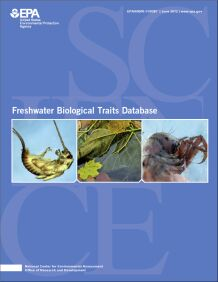 Cover of the Freshwater Biological Traits Database Final Report