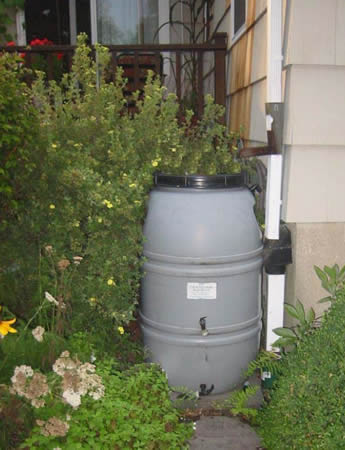 Rain Barrel (Photo Credit   CT DEEP)