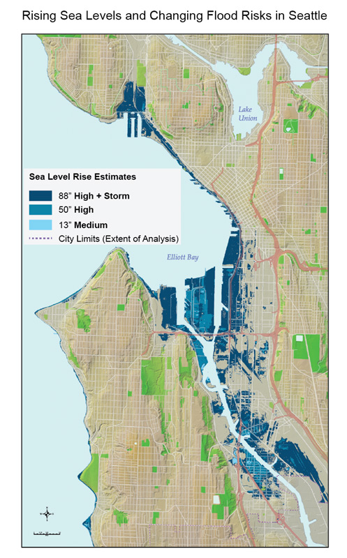Climate Impacts In The Northwest  Climate Change Impacts
