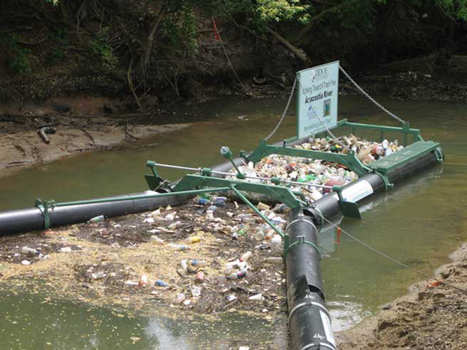 The clean water act and trash free waters