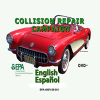 Collision Repair Campaign DVD Cover