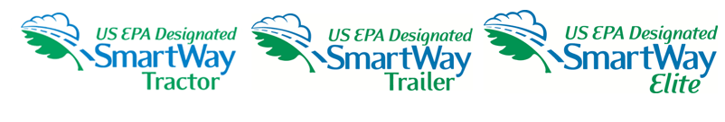 Image of SmartWay Tractor, Trailer, and Elite Logos