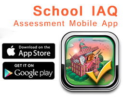 Download the School IAQ Assessment Mobile App