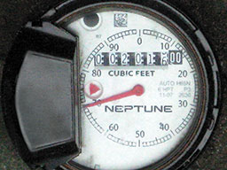 WaterSense Commercial Conservation Meter