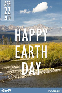 Happy Earth Day 2017
