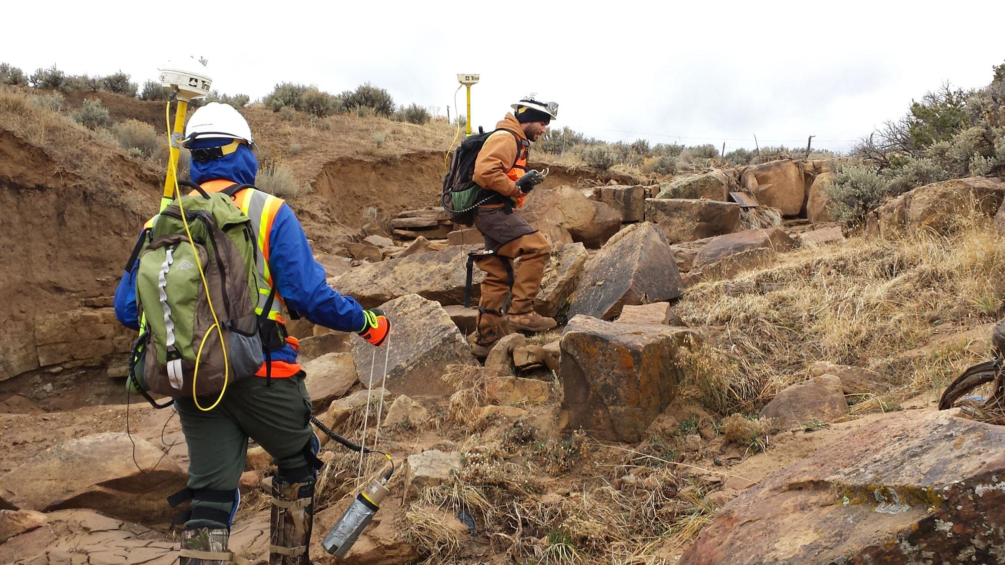 Mariano Lake Mine   Navajo Nation: Cleaning Up Abandoned Uranium
