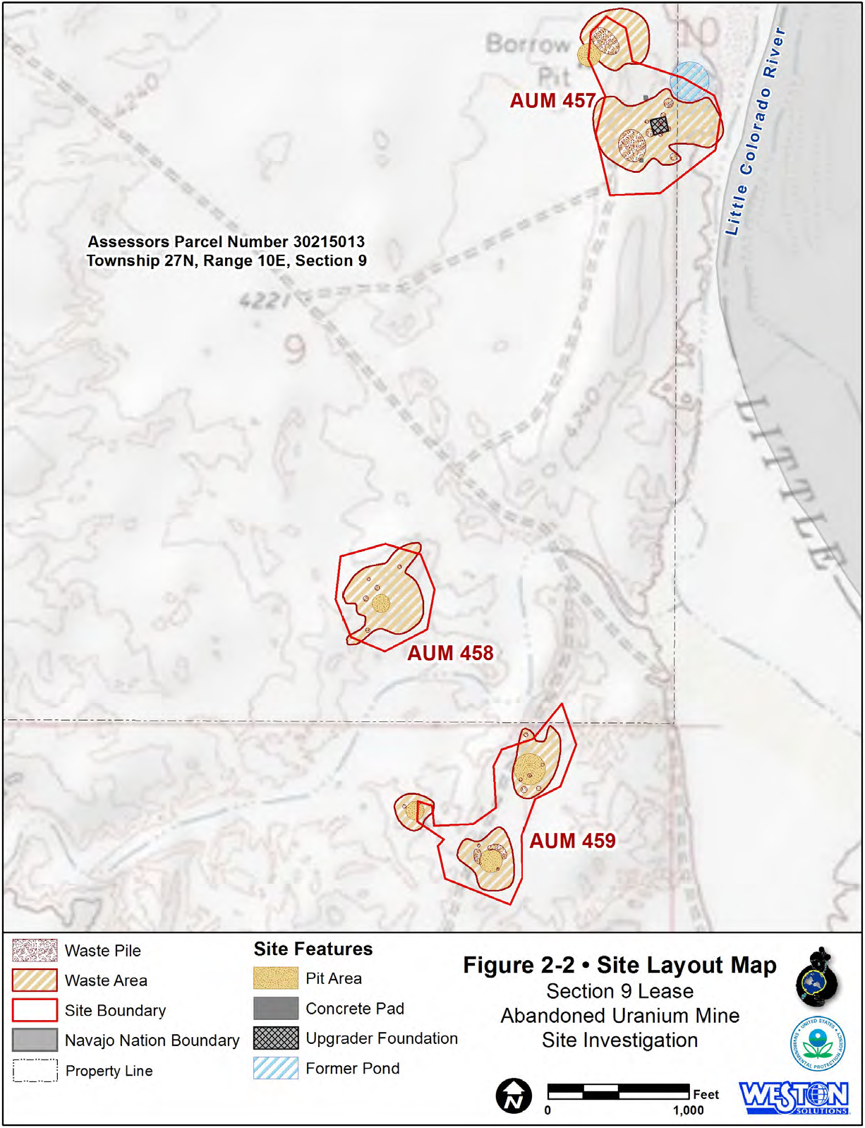 Section 9 Lease Mines Navajo Nation Cleaning Up Abandoned Uranium