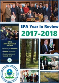 US EPA Year in Review 2018