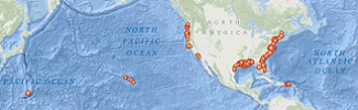 ocean disposal sites
