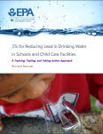 Cover of 3T's for Reducing Lead in Drinking Water in Schools and Child Care Facilities