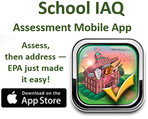 Download the School IAQ Assessment Mobie App