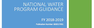 FY 2018-2019 Office of Water NPM Guidance