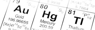 Mercury is number 80 in the periodic table