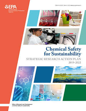 Chemical Safety for Sustainability Strategic Research Action Plan Cover