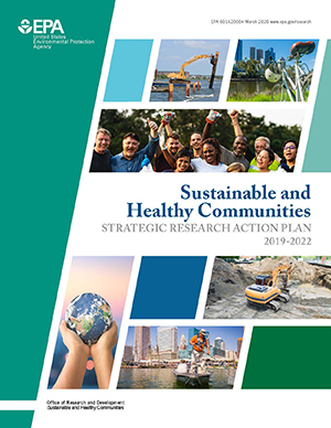 Safe and Sustainable Water Resources Strategic Research Action Plan Cover