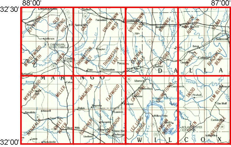 WhAEM2000 BBM Files - Selma, Alabama   Environmental ... on pleasant grove al map, selma alabama, jackson al map, selma interpretive center, etowah county al map, burkville al map, alabama map, opelika al map, tallapoosa county al map, enterprise al map, marengo county al map, newnan al map, philadelphia pennsylvania on us map, thomaston al map, escambia county al map, brundidge al map, selma to montgomery route, shelby al map, pensacola al map, montgomery al map,