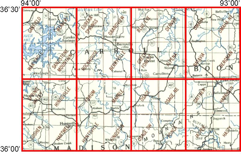 WhAEM2000 BBM Files - Harrison, Arkansas   Environmental Modeling ...