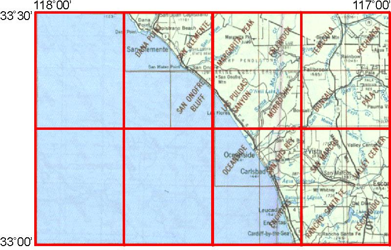 WhAEM2000 BBM Files Oceanside California South EPA Center