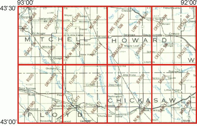 Whaem2000 Bbm Files Charles City Iowa Environmental Modeling
