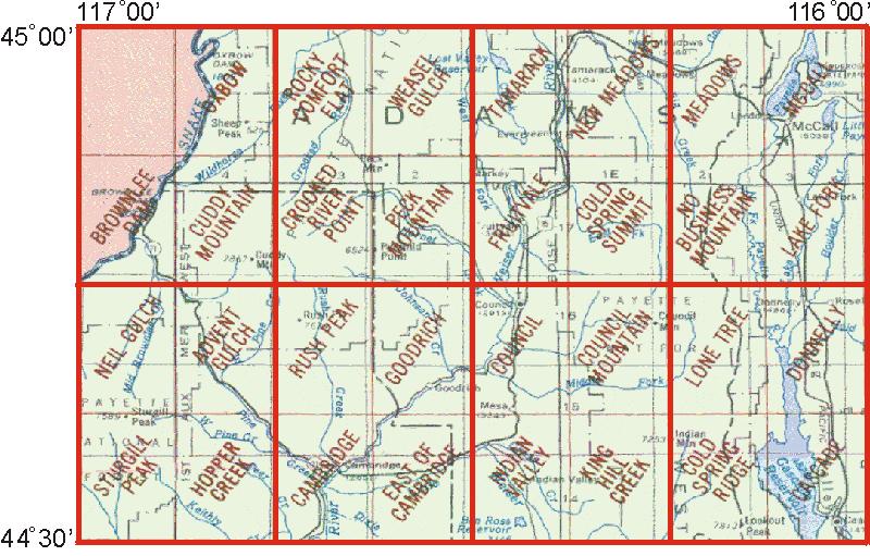 Whaem2000 Bbm Files Mccall Idaho Environmental Modeling