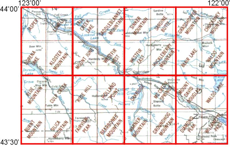WhAEM2000 BBM Files  Oakridge Oregon  EPA Center for Exposure