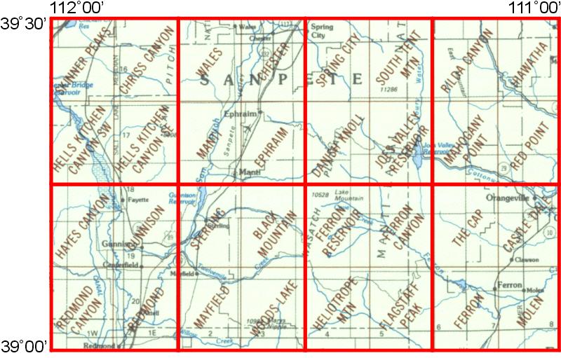 Whaem2000 Bbm Files Manti Utah Environmental Modeling Community