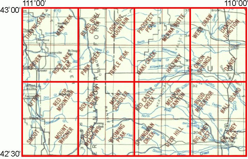 Whaem2000 Bbm Files Afton Wyoming Environmental Modeling