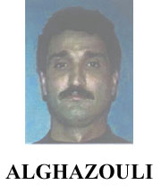 photograph of fugitive Omran Alghazouli