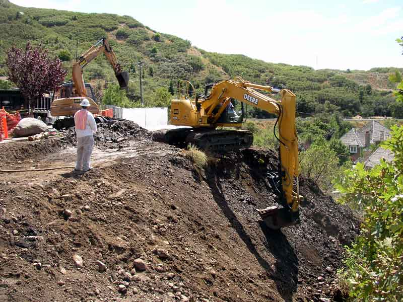 Contaminated soil excavation related keywords for Soil king productions