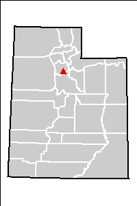 Davenport-Flagstaff site location map