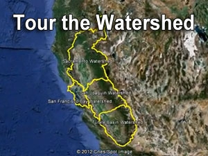 Tour the Watershed: Video Fly-Overs of the San Joaquin and Sacramento Watersheds