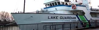 Research Vessel Lake Guardian