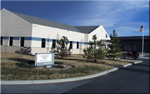 Photo of EPA's Region 8 Laboratory in Golden, Colorado.