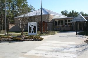Photo of the First Environments Early Learning Center in Research Triangle Park, North Carolina.