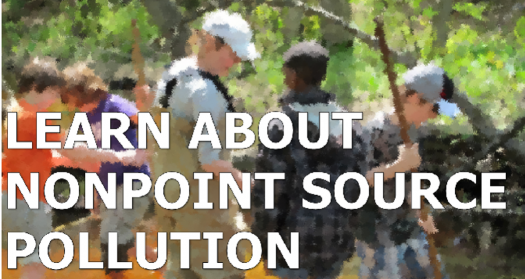Learn about Nonpoint Source Pollution