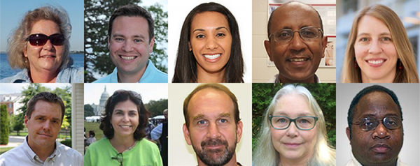Meet some of our EPA researchers