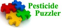 Assembled pieces of a puzzle for the Pesticide Puzzler quizzes