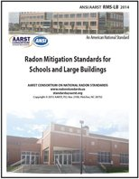 Radon Mitigation Standards for Schools and Large Buildings (RMS-LB 2014)