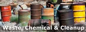 Waste and Chemical Enforcement