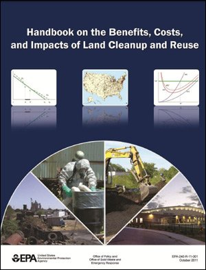 Cover of Handbook on the Benefits, Costs, and Impacts of Land Cleanup and Reuse