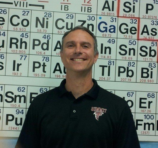 Mr. Peters develops innovative curriculums