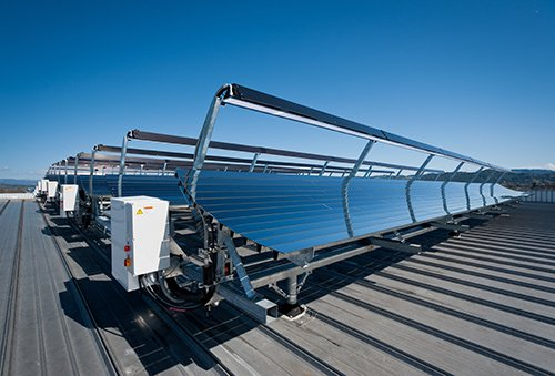 Solar Heating And Cooling Technologies Renewable Heating