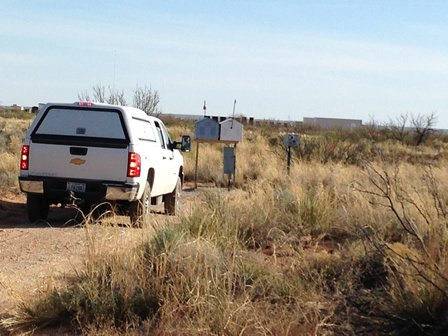 EPA initially reviews DOE's air sampling plans.